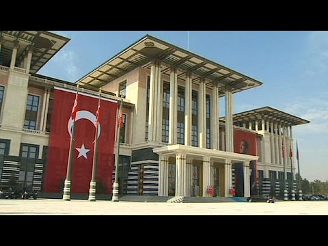president - The Turkish president has unveiled his new presidential palace on Wednesday amidst huge controversy. Opposition politicians have mocked the extravagance of the palace - which has 1000 rooms...