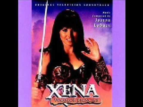 01. Main Title - Xena Warrior Princess volume 1