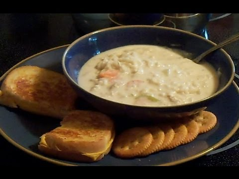 Homemade Cream Of Chicken Soup (Gluten Free Friendly) - E58