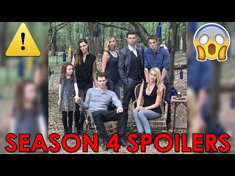 All You Need To Know About The Originals Season 4 | Spoilers