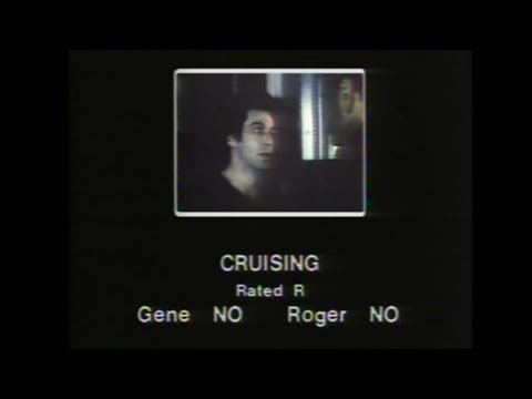 Cruising (1980) movie review - Sneak Previews with Roger Ebert and Gene Siskel