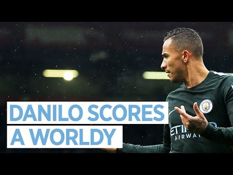 Video: Danilo bags a Worldy   Burnley 1-1 City, post-match reaction