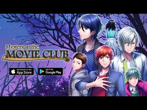 Mystery at the Movie Club // FREE Otome Game