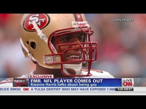 Gay Ex-NFL Player Comes Out, Speaks of Lack of Acceptance in Interview