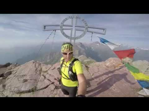 Serles und Kesselspitze von Maria Waldrast (видео)