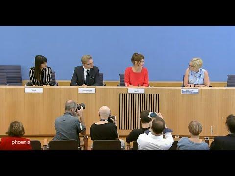 Bundespressekonferenz: Start des »Bürgerrats Demokr ...