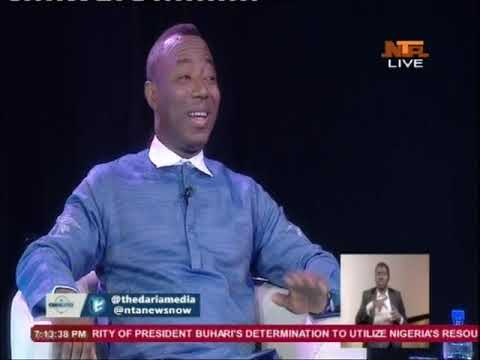 #NgTheCandidates Kadaria Takes on AAC's Presidential Candidate, Omoyele Sowore
