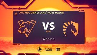 Virtus.pro vs Team Liquid, MDL Disneyland® Paris Major, bo3, game 2 [NS & Adekvat]