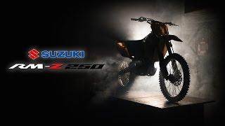 Nuova Suzuki RM-Z 250 in azione