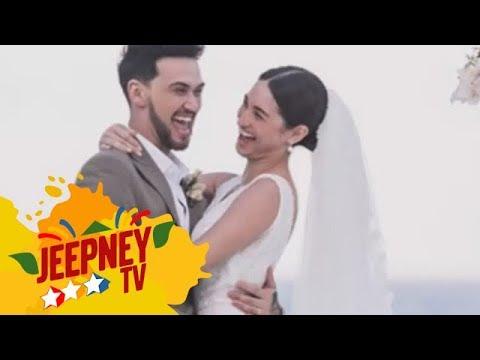 JEEPNEY TV:#Trending billy Crawford and Coleen Garcia Wedding