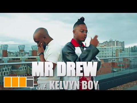 Mr Drew - Later ft. Kelvyn Boy (Official Video)