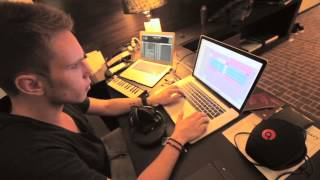 Nicky Romero - Toronto 2012 - Behind the Scenes