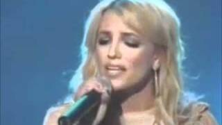 Britney Spears real singing voice