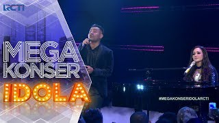 "Video MEGA KONSER IDOLA - Maia feat. Judika ""Salahkah Aku Mencintaimu"" [28 November 2017] MP3, 3GP, MP4, WEBM, AVI, FLV Februari 2018"