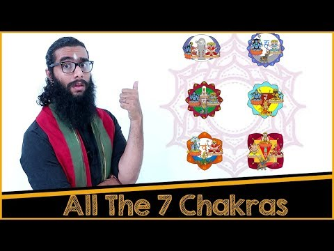The Seven Chakras, their Meanings, and More...
