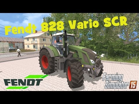 Fendt 828 Vario SCR v1.0
