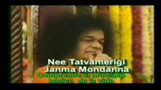 SAI BABA BHAJANS-25- SATHYA SARAMU Flv