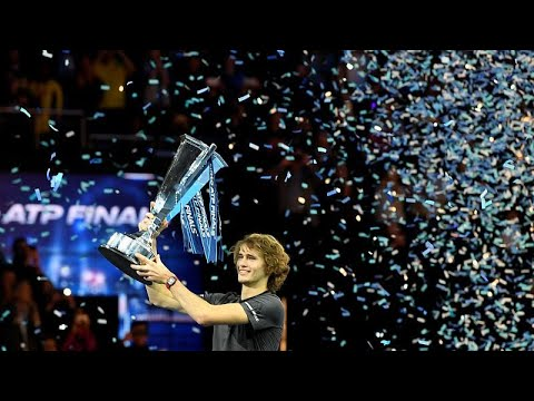 Tennis: Alexander Zverev (21) gewinnt ATP Finale von  ...