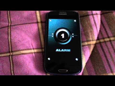 Video of My Panic Alarm
