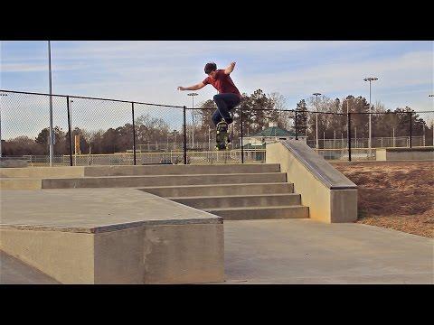 Hattiesburg/Petal, MS Skatepark (HD)