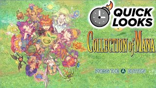 Collection of Mana: Quick Look by Giant Bomb
