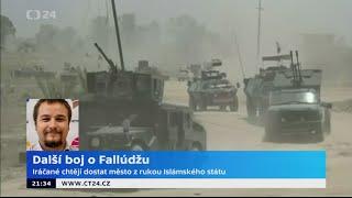 Další boj o Fallúdžu