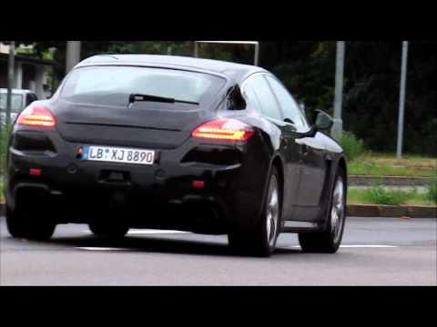 Porsche Cayenne, Porsche Panamera