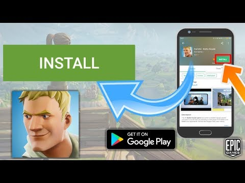 Finally FORTNITE Is On Android! Must Watch