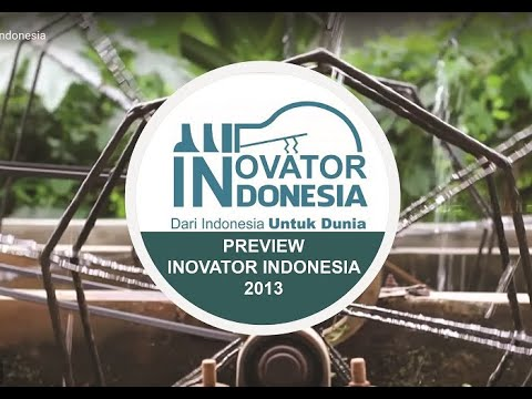 Preview Inovator Indonesia 2013