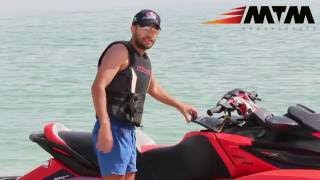 5. Wheels Arabia Sea-Doo RXT 300 Feature