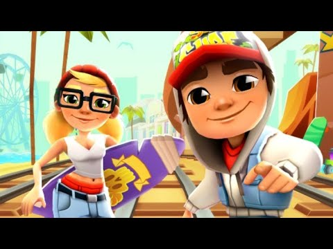 Subway Surfers Unlimited Coins & Keys