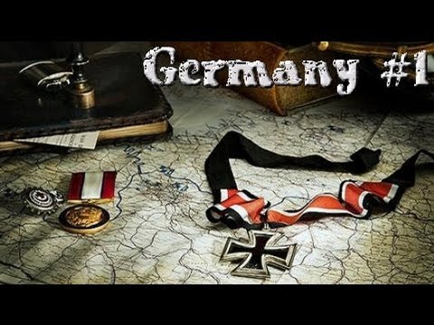 Hearts of Iron 3 (CD-Key, Steam, Region Free) Gameplay