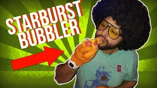 How to Make a Starburst Bubbler by Master Bong