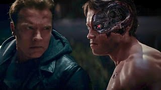 Nonton Terminator Genisys   Old Vs Young Arnold Fight   Arnold Schwarzenegger   I Ve Been Waiting For You Film Subtitle Indonesia Streaming Movie Download