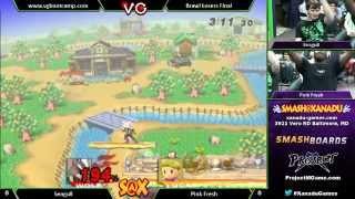 Unseen Matchups; Wolf vs Lucas (Seagull vs Pink Fresh)