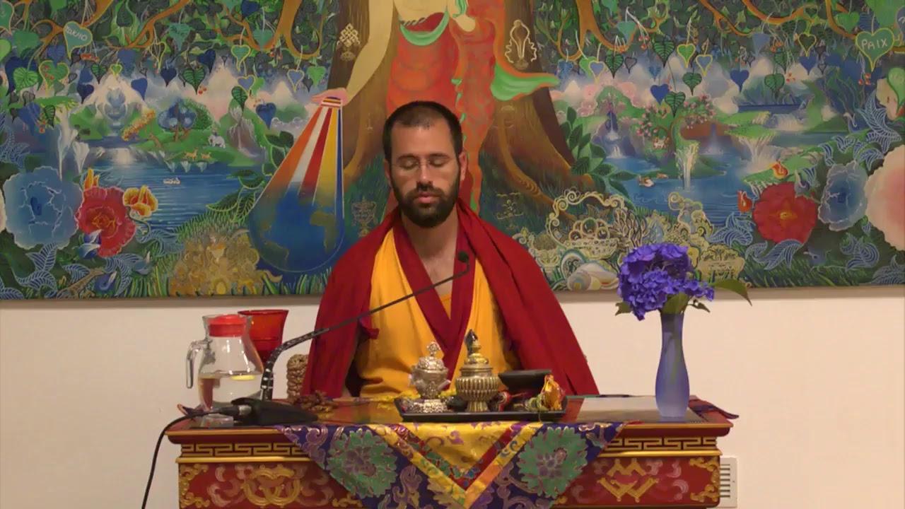 Ganden Mahamudra commentary (English - Italian) - part 14
