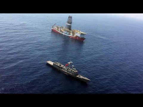 Τουρκικό πολεμικό έδιωξε ισραηλινό πλοίο από την κυπριακή ΑΟΖ…