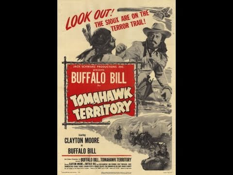 Clayton Moore - Interesting western, starring Clayton Moore (know by The Lone Ranger Series) as Buffalo Bill, the famous cowboy, and Slim Andrews as his sidekick Cactus. The...