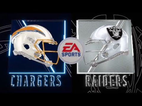 Madden 20 Simulation - Los Angeles Chargers vs Oakland Raiders - Simulation Nation