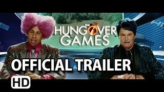 The Hungover Games Official Trailer (2014)