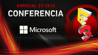 Punto.Gaming! TV Edición Especial E3 2015 - Conferencia XBOX