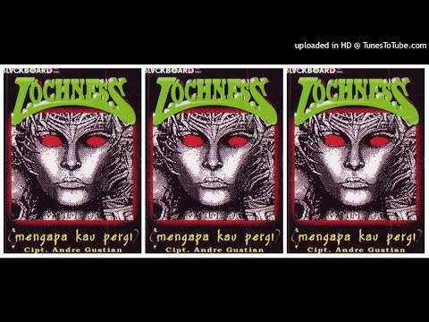 Download Lagu Lochness - Mengapa Kau Pergi (1996) Full Album Music Video
