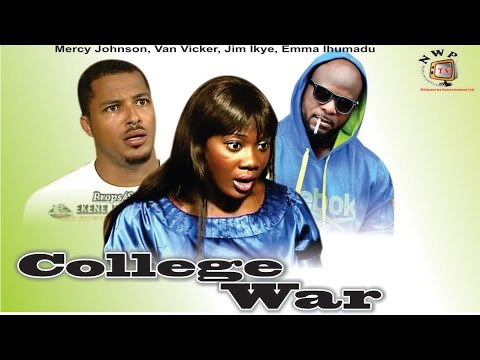 Crime Collage   - Nigerian Nollywood Movie