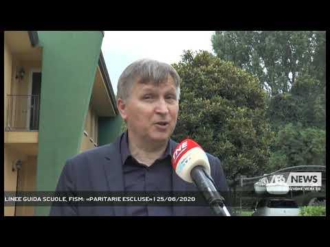 LINEE GUIDA SCUOLE, FISM: «PARITARIE ESCLUSE» | 25/06/2020