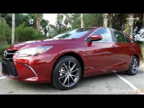 2015 Toyota Camry XSE Walkaround Video and Chief Engineer Insights