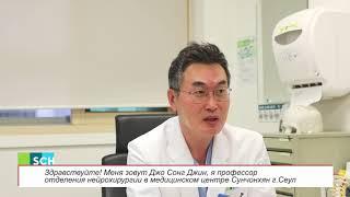 Профессор Джо Сонг Джин