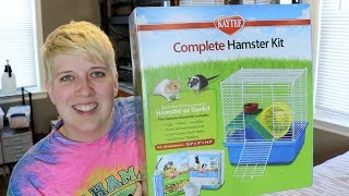COMPLETE HAMSTER KIT REVIEW by Pickles12807