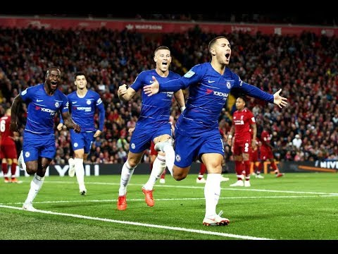 liverpool vs chelsea 1-2 league cup September 26, 2018 all goals by EXTRA TIME
