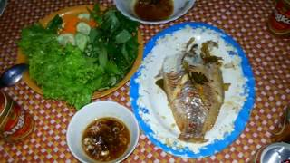 Cooking In Rural Area - How To Make Dinner In My village