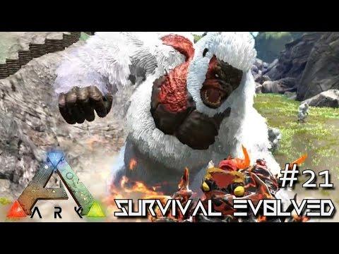 ARK: ANNUNAKI GENESIS - INVINCIBLE PRIMAL MEGAPITHECUS !!! S2E21 (ARK MODS Gameplay)